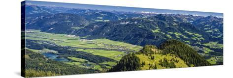 Austria, Tyrol, Kramsach-Udo Siebig-Stretched Canvas Print