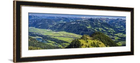Austria, Tyrol, Kramsach-Udo Siebig-Framed Art Print
