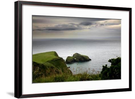 Northern Ireland, Antrim Coast, Glens- Bluehouseproject-Framed Art Print
