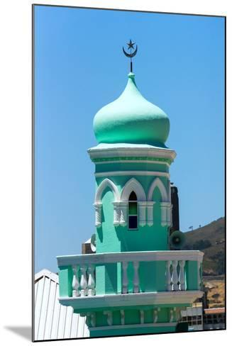 South Africa, Cape Town, Bokaap, Mosque-Catharina Lux-Mounted Photographic Print