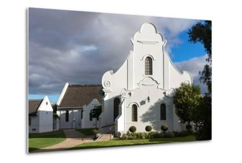 South Africa, Worcester, Presbyterian Church-Catharina Lux-Metal Print