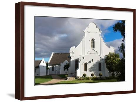 South Africa, Worcester, Presbyterian Church-Catharina Lux-Framed Art Print