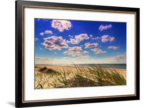 Netherlands, Holland, on the West Frisian Island of Texel, Province of North Holland-Beate Margraf-Framed Art Print