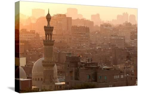 Egypt, Cairo, Islamic Old Town-Catharina Lux-Stretched Canvas Print