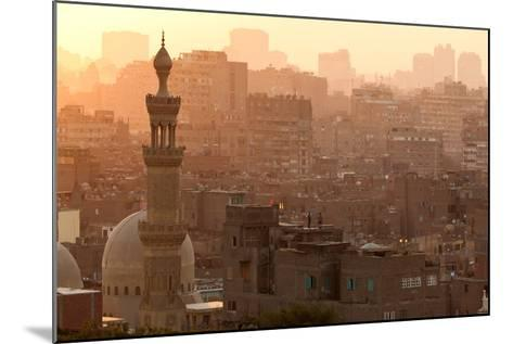 Egypt, Cairo, Islamic Old Town-Catharina Lux-Mounted Photographic Print