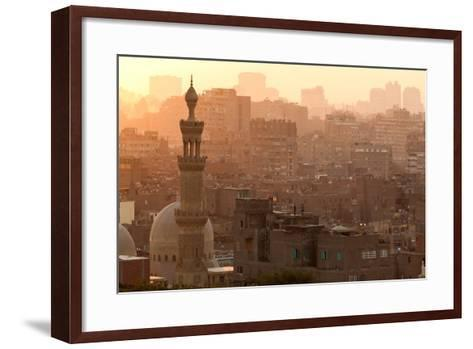 Egypt, Cairo, Islamic Old Town-Catharina Lux-Framed Art Print