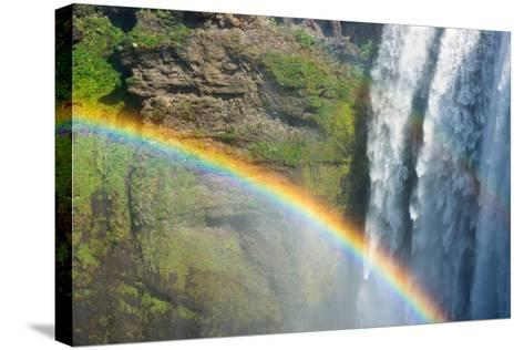 Skogafoss-Catharina Lux-Stretched Canvas Print