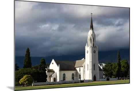South Africa, Worcester, Dutch Reformed Church-Catharina Lux-Mounted Photographic Print