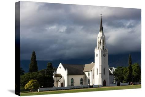 South Africa, Worcester, Dutch Reformed Church-Catharina Lux-Stretched Canvas Print