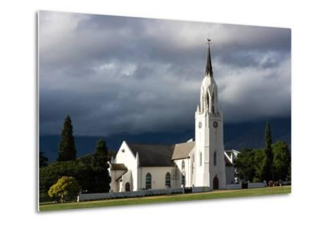 South Africa, Worcester, Dutch Reformed Church-Catharina Lux-Metal Print