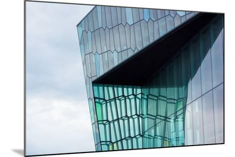 Reykjavik, Harpa Concert Hall-Catharina Lux-Mounted Photographic Print