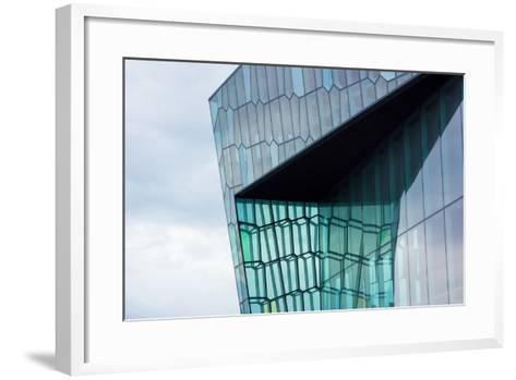 Reykjavik, Harpa Concert Hall-Catharina Lux-Framed Art Print
