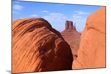 USA, Monument Valley-Catharina Lux-Mounted Photographic Print