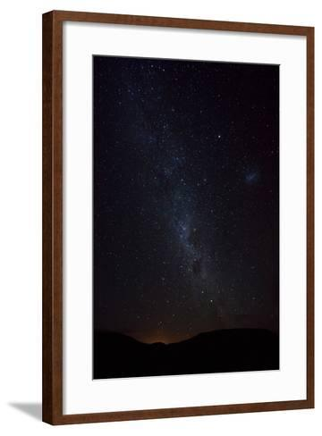 Milky Way, Southern Spangled Sky-Catharina Lux-Framed Art Print