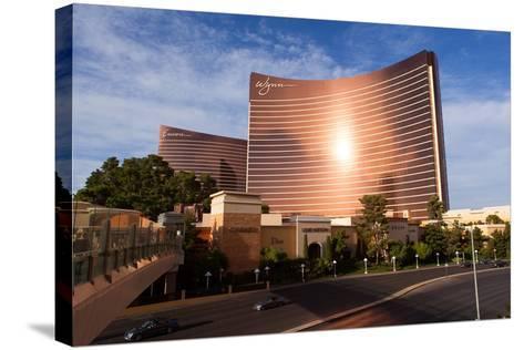 USA, Las Vegas, Wynn Las Vegas-Catharina Lux-Stretched Canvas Print
