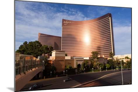 USA, Las Vegas, Wynn Las Vegas-Catharina Lux-Mounted Photographic Print