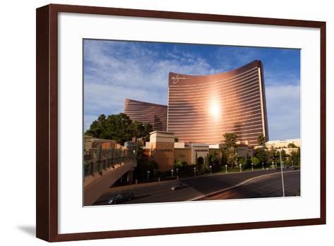 USA, Las Vegas, Wynn Las Vegas-Catharina Lux-Framed Art Print