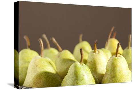 Pears, Ripe, Eatable-Nikky Maier-Stretched Canvas Print