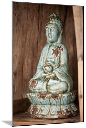 Buddha Statue-Nikky Maier-Mounted Photographic Print