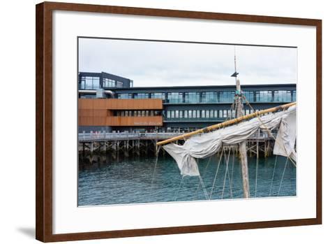 Reykjavik, Harbour, Sea Museum-Catharina Lux-Framed Art Print