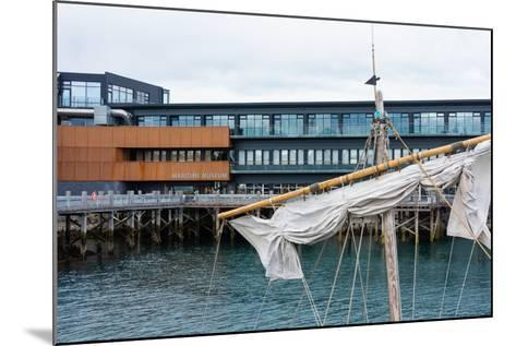 Reykjavik, Harbour, Sea Museum-Catharina Lux-Mounted Photographic Print