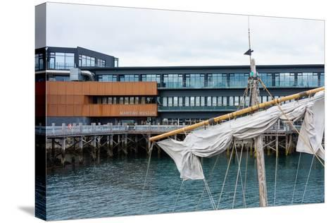 Reykjavik, Harbour, Sea Museum-Catharina Lux-Stretched Canvas Print