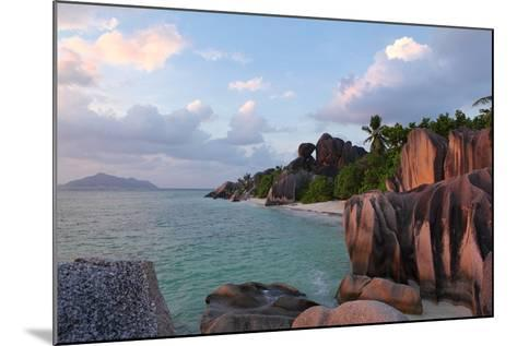 The Seychelles, La Digue, Anse Source D' Argent-Catharina Lux-Mounted Photographic Print