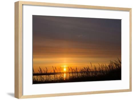 Hellissandur-Catharina Lux-Framed Art Print