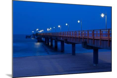 Usedom, Baltic Sea Spa Bansin, Pier-Catharina Lux-Mounted Photographic Print