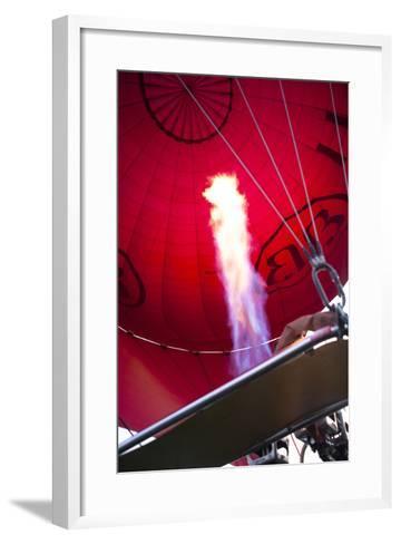 Balloon Heating-Harry Marx-Framed Art Print