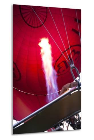 Balloon Heating-Harry Marx-Metal Print