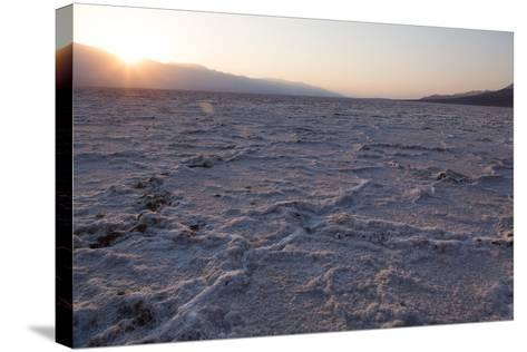 USA, Death Valley National Park, Bad Water Basin-Catharina Lux-Stretched Canvas Print