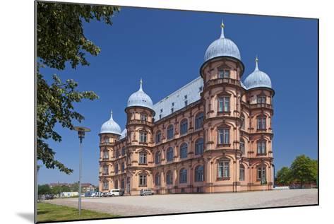 Germany, Baden-WŸrttemberg, Karlsruhe, Castle Gottesaue-Chris Seba-Mounted Photographic Print