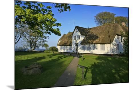 Sylter Heimatmuseum' (Local Museum) at Keitum (Village) on the Island of Sylt-Uwe Steffens-Mounted Photographic Print