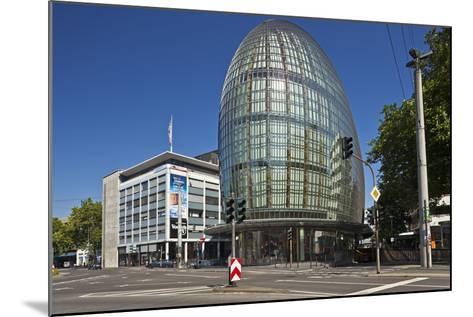 Germany, North Rhine-Westphalia, Cologne, Weltstadthaus-Chris Seba-Mounted Photographic Print