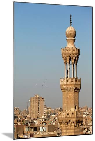 Egypt, Cairo, Minaret-Catharina Lux-Mounted Photographic Print