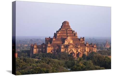 Ancient Temples of Bagan, Myanmar-Harry Marx-Stretched Canvas Print