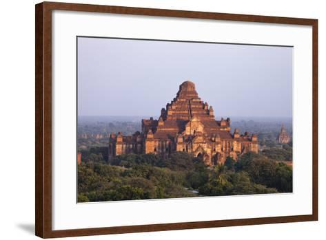 Ancient Temples of Bagan, Myanmar-Harry Marx-Framed Art Print