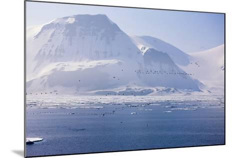 Norway, Storfjord, Winter Landscape-Frank Lukasseck-Mounted Photographic Print