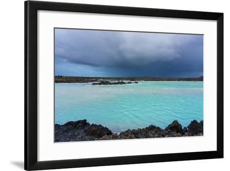 Peninsula Reykjanes, Blue Lagoon-Catharina Lux-Framed Art Print