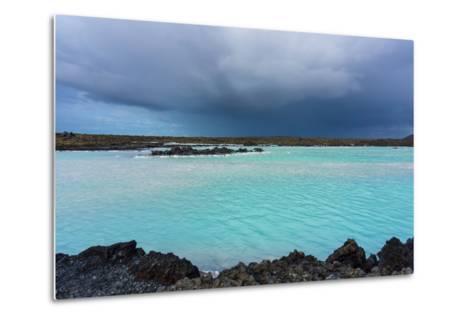 Peninsula Reykjanes, Blue Lagoon-Catharina Lux-Metal Print