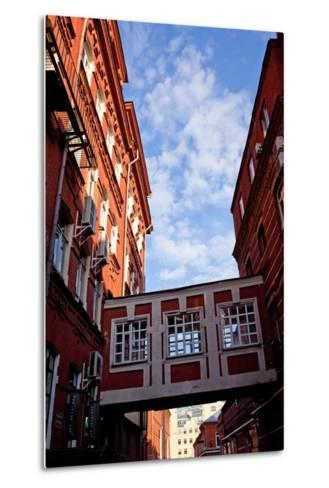 Moscow, Former Chocolate Factory 'Red October', Hotspot-Catharina Lux-Metal Print