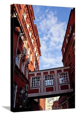 Moscow, Former Chocolate Factory 'Red October', Hotspot-Catharina Lux-Stretched Canvas Print