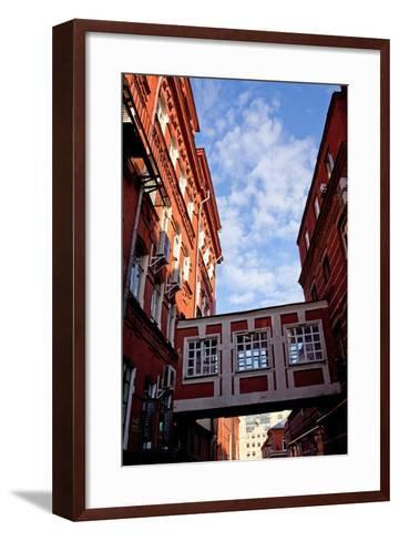 Moscow, Former Chocolate Factory 'Red October', Hotspot-Catharina Lux-Framed Art Print