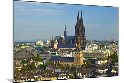 Germany, North Rhine-Westphalia, Cathedral-Chris Seba-Mounted Photographic Print