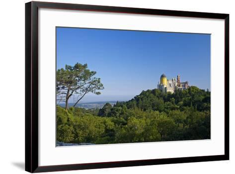 Portugal, Lisbon, Sintra, Palacio Da Pena-Chris Seba-Framed Art Print