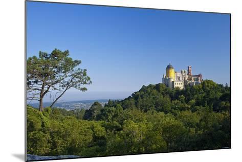 Portugal, Lisbon, Sintra, Palacio Da Pena-Chris Seba-Mounted Photographic Print