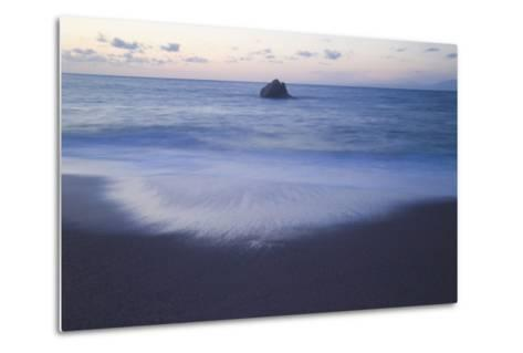 Italy, Sardinia, Coast, Close Vignola Mare-Roland T.-Metal Print