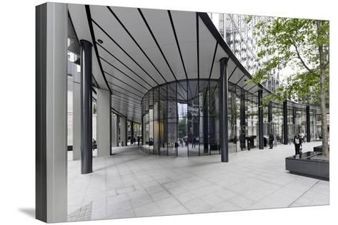 Modern Architecture, Office Buildings, Fenchurch Street, London, England, Uk-Axel Schmies-Stretched Canvas Print