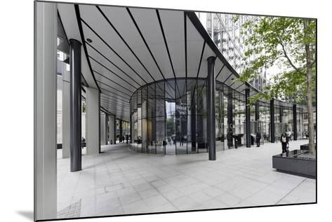 Modern Architecture, Office Buildings, Fenchurch Street, London, England, Uk-Axel Schmies-Mounted Photographic Print